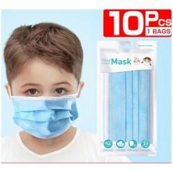 10 Mascarillas para niños (PACK)