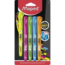 """Marcador Fluorescente """"Pencil"""""""
