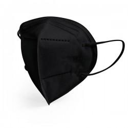 Mascarilla FFP2 Color Negro (Pack 10 und)