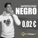 Imprimir Blanco y Negro