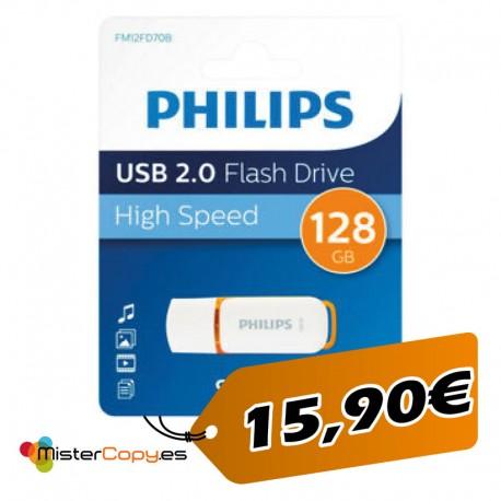 Pendrive Philips 128GB