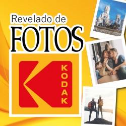 Revelado Fotográfico Kodak