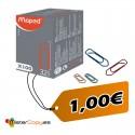 Clips Metálicos (100 und)